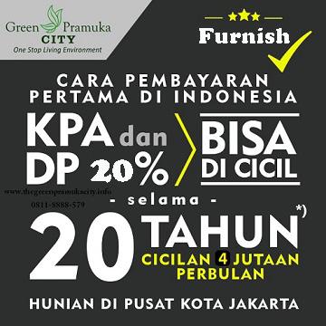 Cara bayar green pramuka
