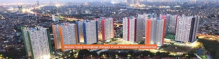 Apartemen Siap Huni di Pusat Jakarta