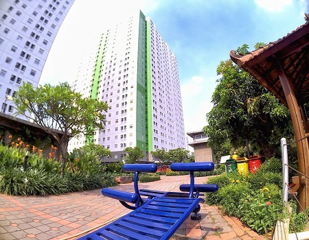 Taman Green Pramuka City