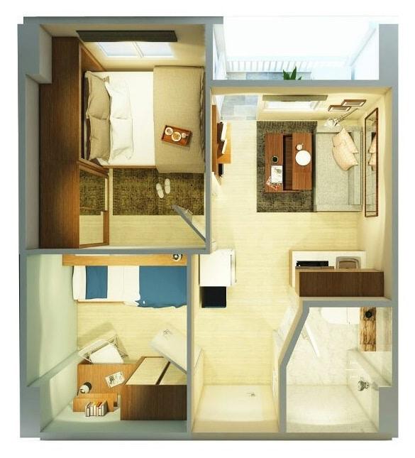 tip Unit 2 kamar