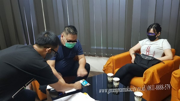 Proses pembelian Unit Apartemen Green Pramuka City