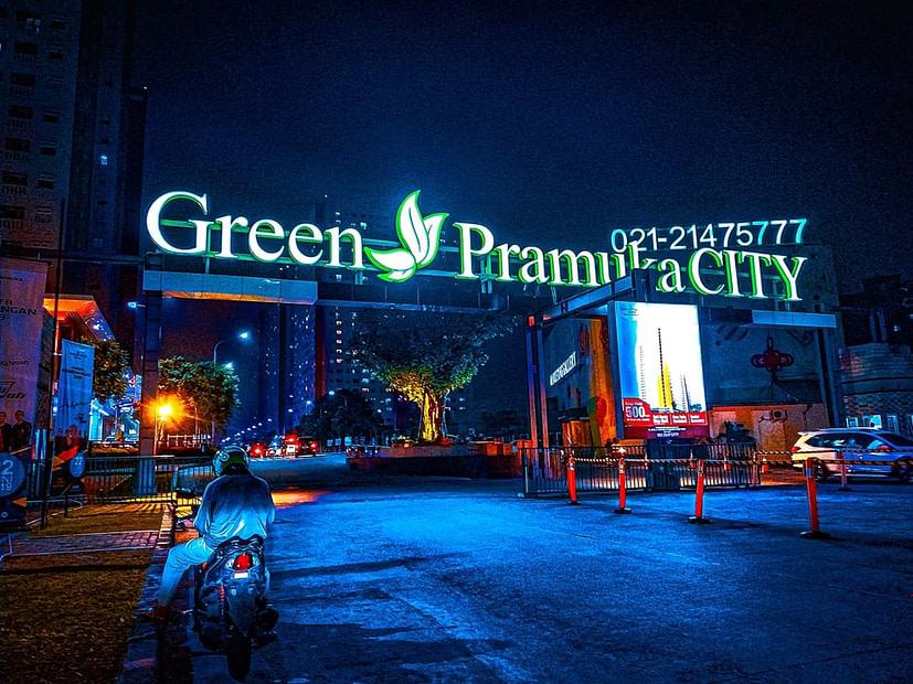 Pembaharuan Iuran Lingkungan Apartemen Green Pramuka City 1