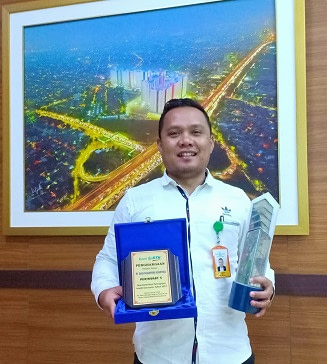 Penghargaan rumah123 untuk Green Pramuka City 5